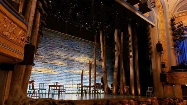 Gerald Schoenfeld Theatre, vak: Orchestra L, rij: G, stoel: 17