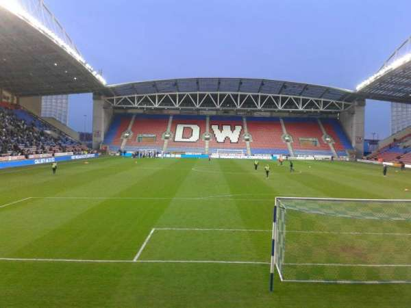 DW Stadium, vak: North Stand