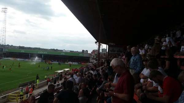 County Ground, vak: Arkells Stand