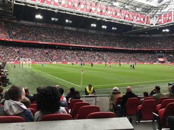 Johan Cruyff Arena, vak: 110