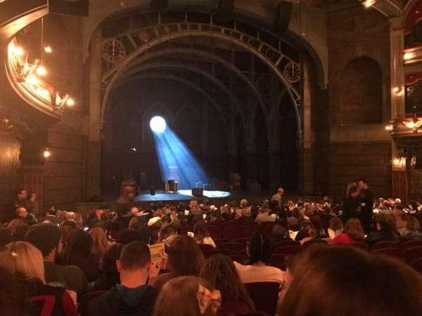 Lyric Theatre, vak: ORCH L