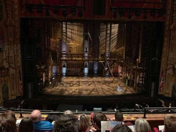 Ohio Theatre (Columbus), vak: Loge C, rij: E, stoel: 105