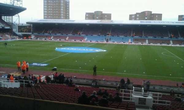Boleyn Ground, vak: Main Stand Box