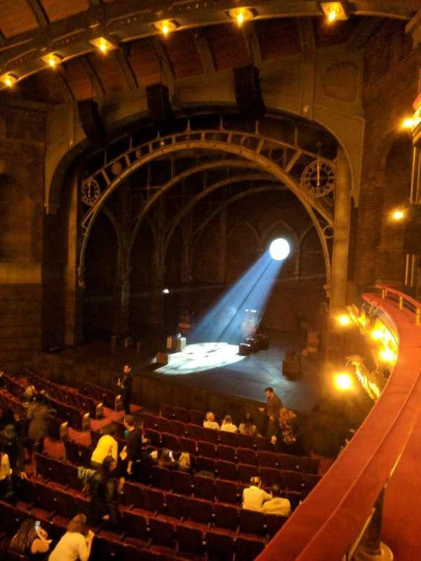 Lyric Theatre, vak: Dress Circle Right, rij: A, stoel: 20