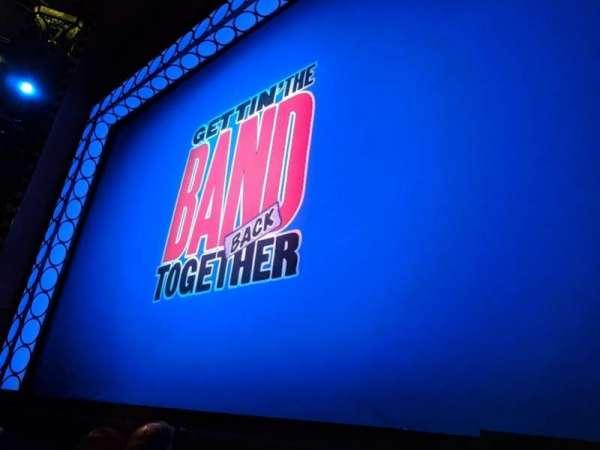 Belasco Theatre, vak: ORCHO, rij: B, stoel: 2