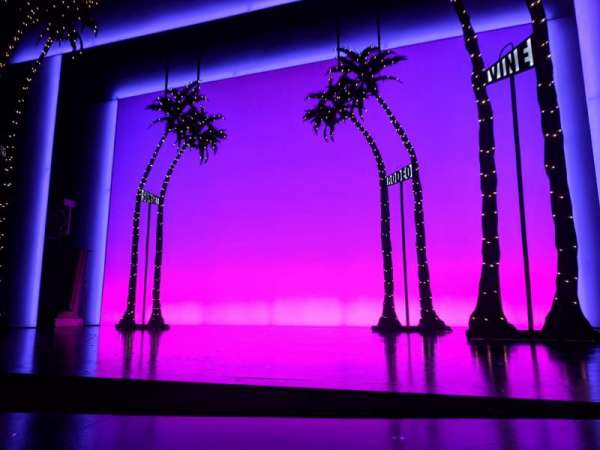 Nederlander Theatre, vak: ORCH C, rij: A, stoel: 101