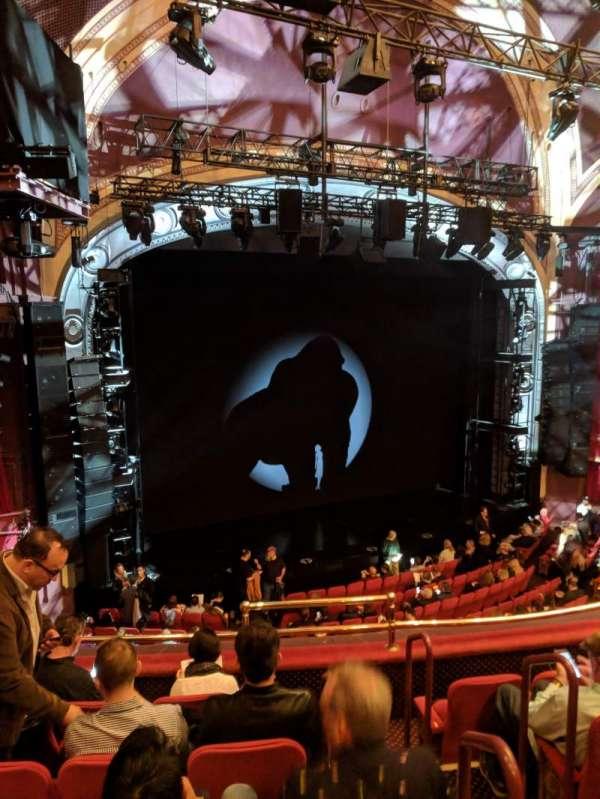 Broadway Theatre - 53rd Street, vak: Front Mezzanine, rij: E, stoel: 6