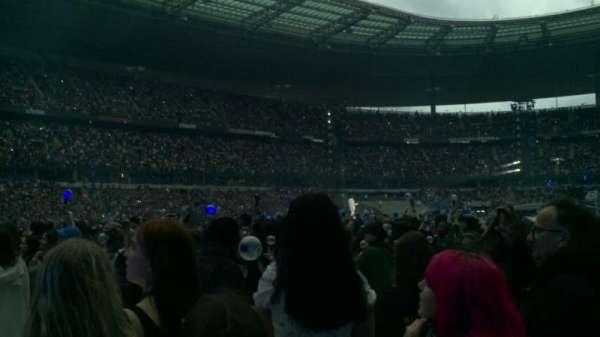Stade de France, vak: P11, rij: 10, stoel: 12