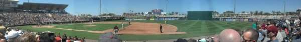 Hammond Stadium, vak: 102, rij: 9, stoel: 8