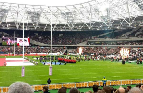 London Stadium, vak: 148