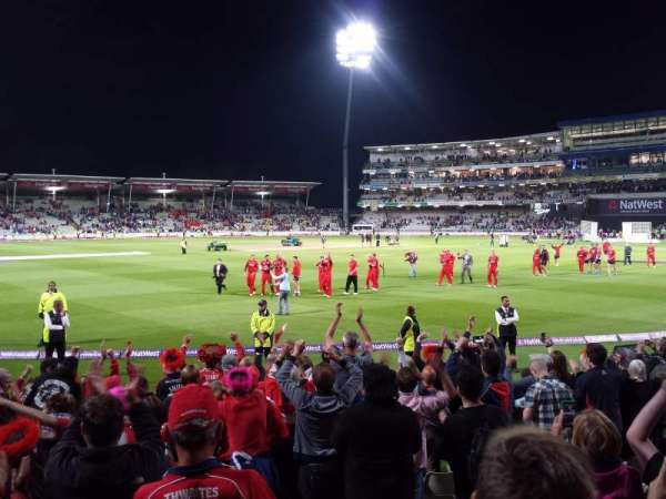 Edgbaston Cricket Ground, vak: 08B