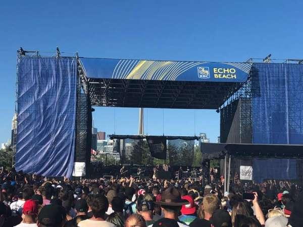 Budweiser Stage, vak: GA