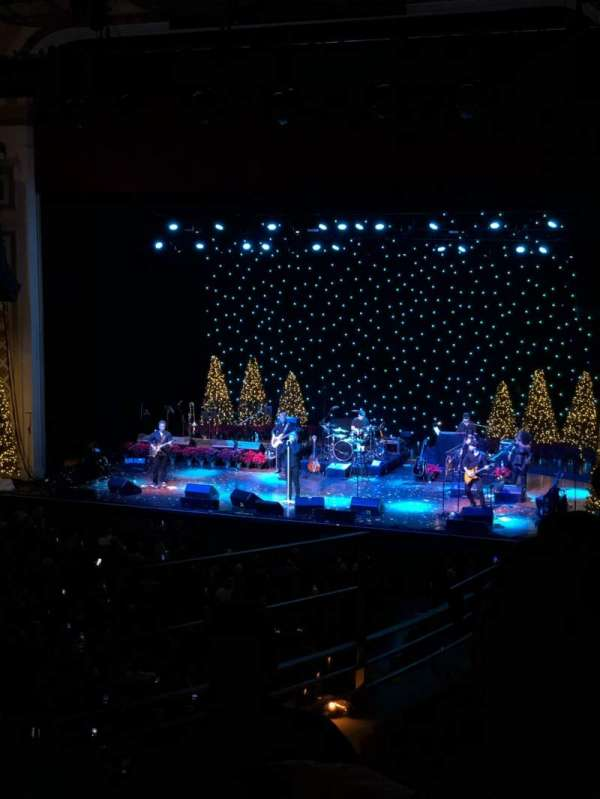 Cincinnati Music Hall, vak: BALCONY 6, rij: C, stoel: 509