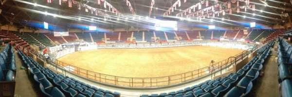 Will Roger's Memorial Stadium, vak: G, rij: 6, stoel: 11