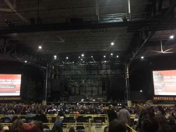 Jiffy Lube Live, vak: 303, rij: D, stoel: 14