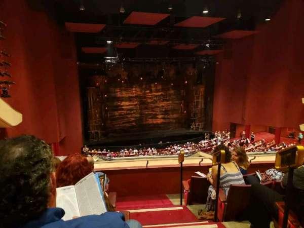 San Diego Civic Theatre, vak: Mezzanine, rij: T, stoel: 31