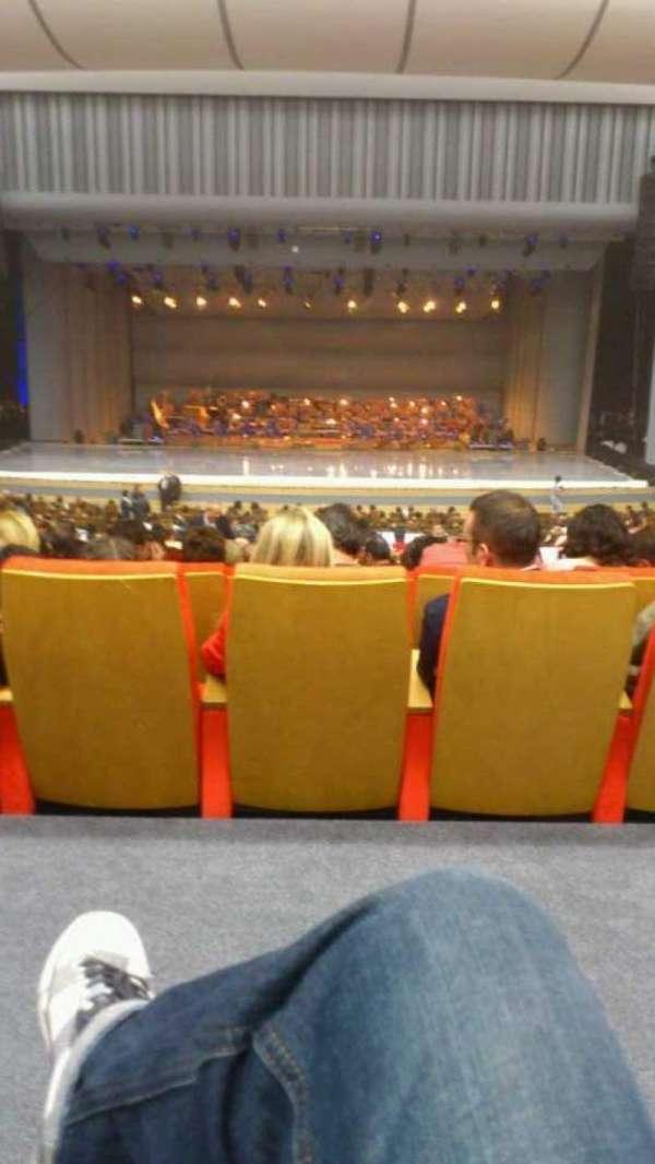 ATO Congresium Konser Salonu Ankara, vak: M Blok, rij: 1, stoel: 32
