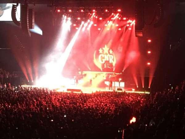 VyStar Veterans Memorial Arena, vak: 109, rij: U, stoel: 11