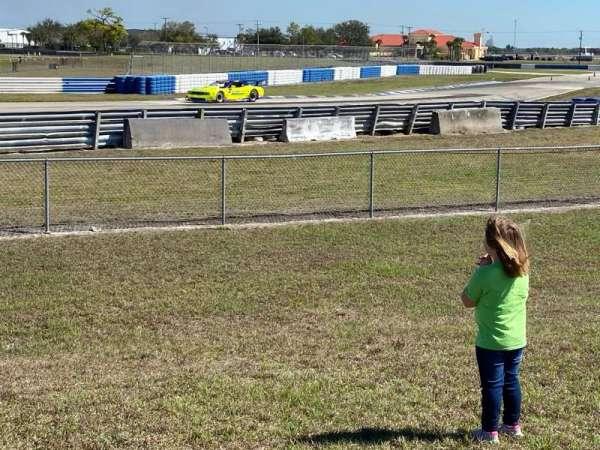 Sebring International Raceway, vak: Infield