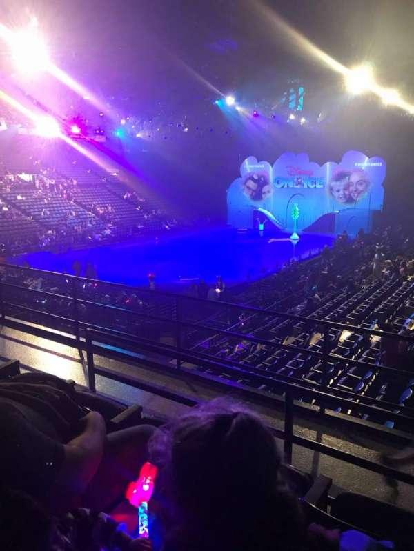 Royal Farms Arena, vak: 224, rij: C, stoel: 11