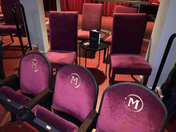 The Met Philadelphia, vak: Grand Salle BOX 17, rij: A, stoel: 3