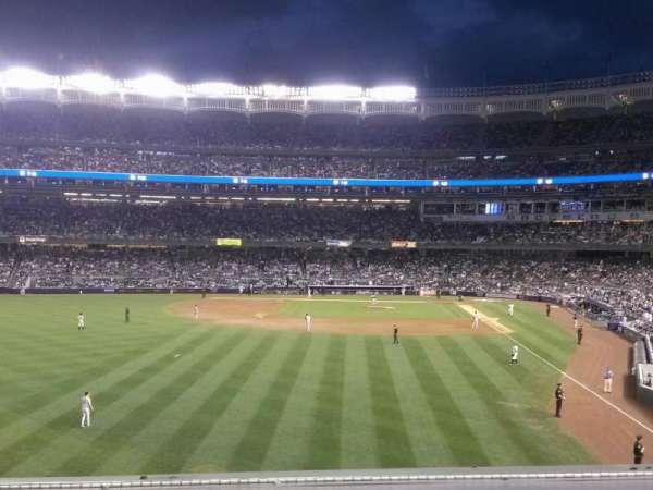 Yankee Stadium, vak: 234, rij: 1, stoel: 6