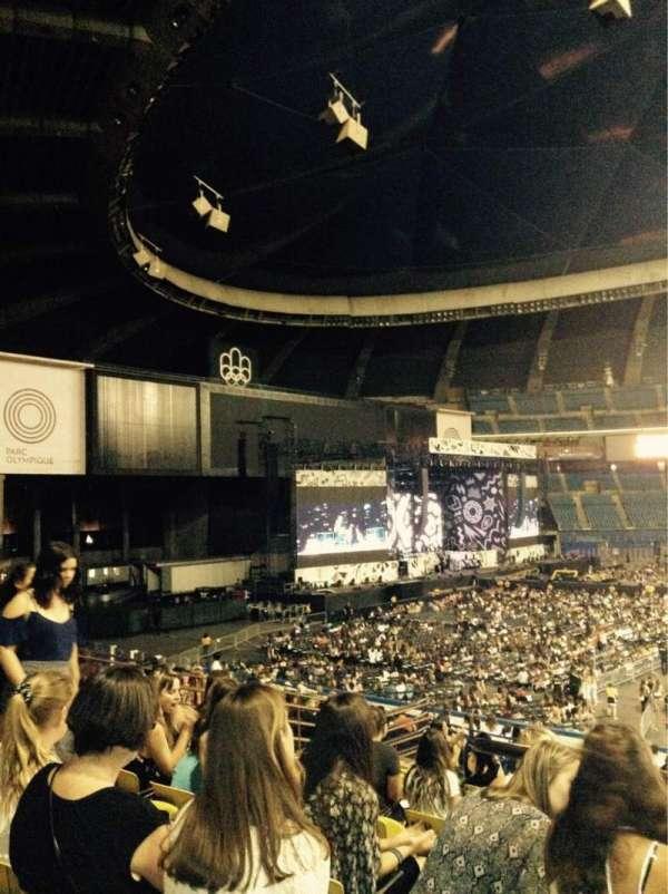 Olympic Stadium, Montreal, vak: 134, rij: P, stoel: 14