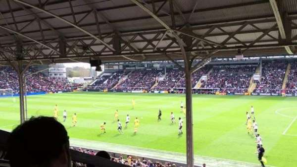 Video from Craven Cottage