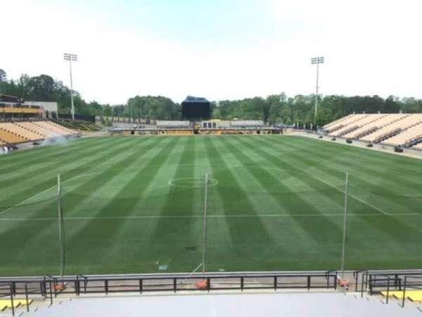 Fifth Third Bank Stadium, vak: 116