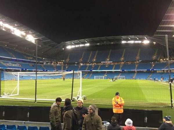 Etihad Stadium (Manchester), vak: 135, rij: E, stoel: 949