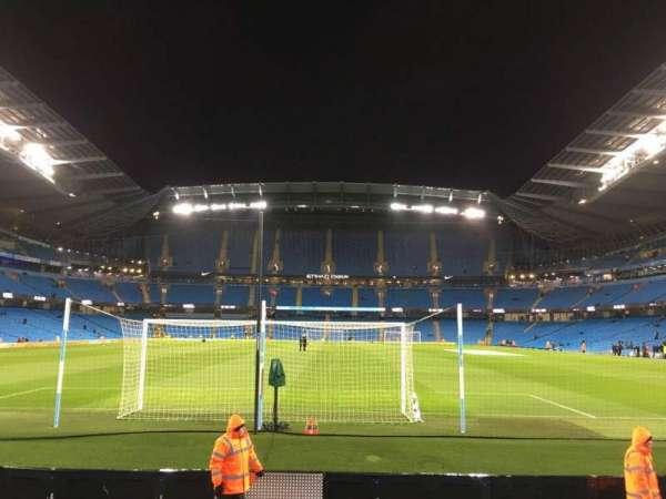 Etihad Stadium (Manchester), vak: 137, rij: G, stoel: 1015