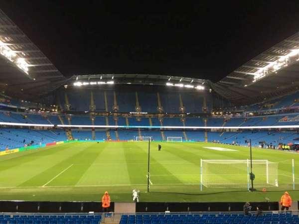 Etihad Stadium (Manchester), vak: 138, rij: X, stoel: 1050