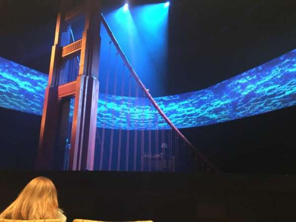 Suzanne Roberts Theatre, vak: Orch C, rij: C, stoel: 9