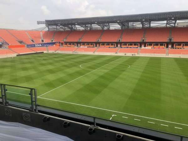 BBVA Compass Stadium , vak: PC1