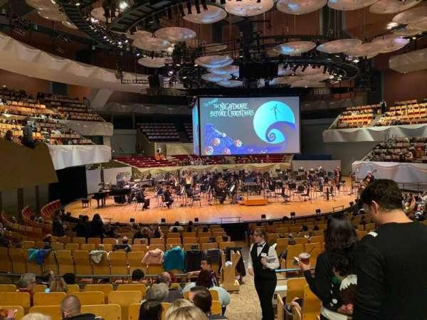Boettcher Concert Hall, vak: Orch 2, rij: Q, stoel: 12
