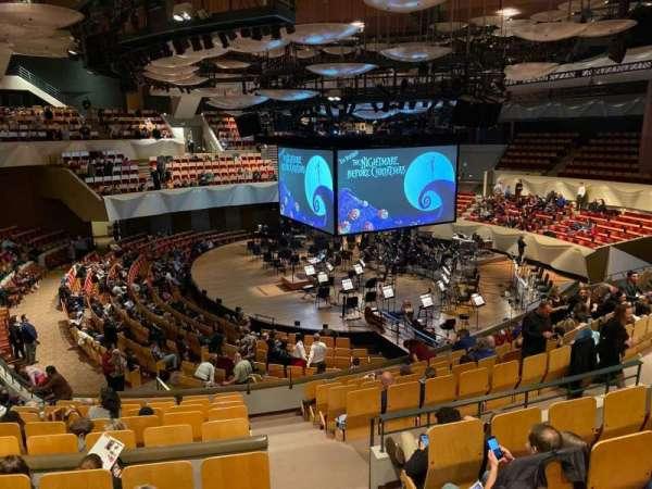 Boettcher Concert Hall, vak: Mzz 4, rij: J, stoel: 15