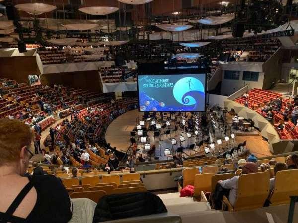 Boettcher Concert Hall, vak: Mesz 2, rij: M, stoel: 24