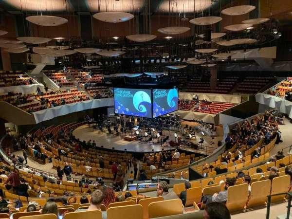 Boettcher Concert Hall, vak: Mezz 5, rij: M, stoel: 22
