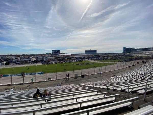 Texas Motor Speedway, vak: 415, rij: 22, stoel: 16