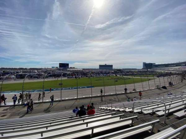 Texas Motor Speedway, vak: 417, rij: 15, stoel: 15