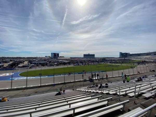 Texas Motor Speedway, vak: 419, rij: 19, stoel: 15