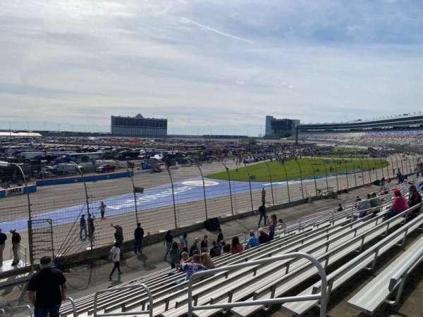 Texas Motor Speedway, vak: 426, rij: 17, stoel: 17