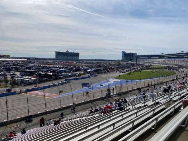 Texas Motor Speedway, vak: 428, rij: 26, stoel: 1