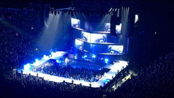 Scotiabank Arena, vak: 301, rij: 12, stoel: 7