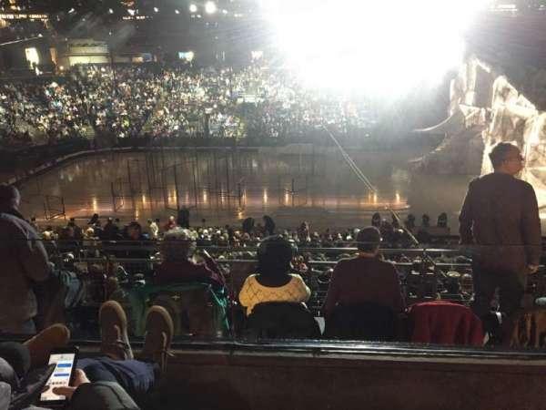 Nationwide Arena, vak: C4, rij: B, stoel: 4