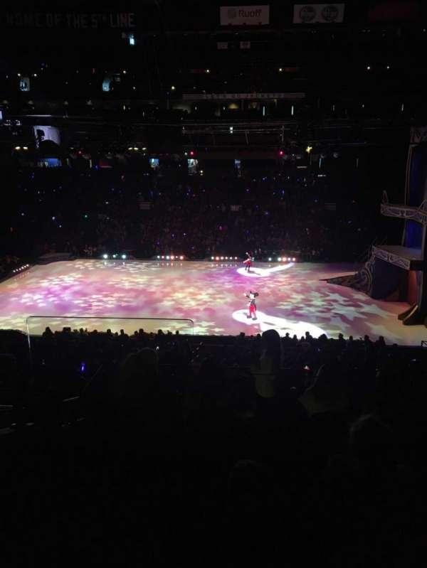 Nationwide Arena, vak: C3, rij: C, stoel: 12