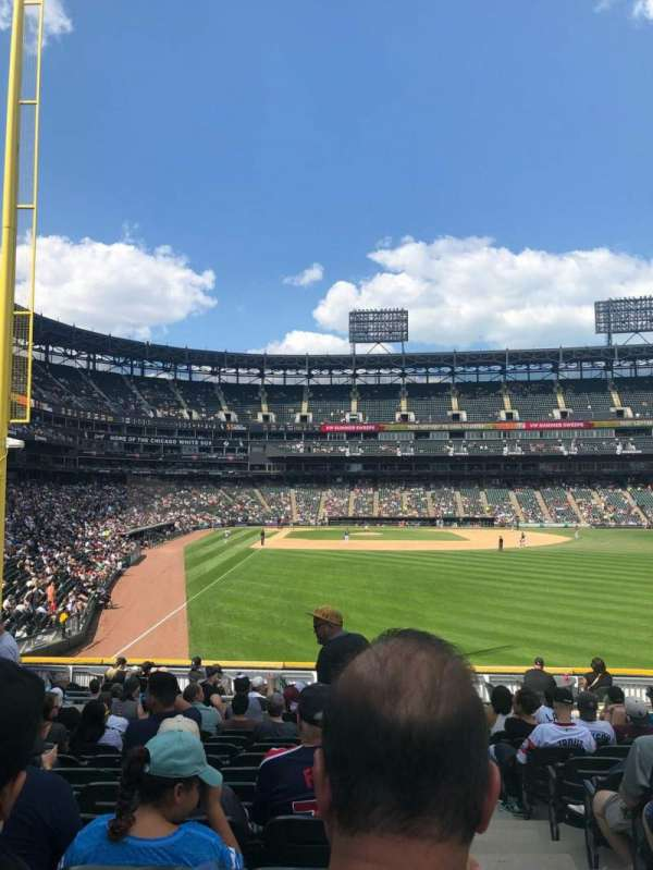 Guaranteed Rate Field, vak: 105