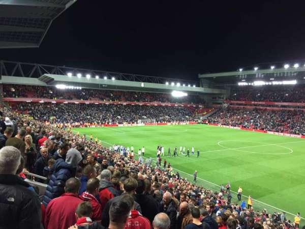 Anfield, vak: L16, rij: 36, stoel: 0215