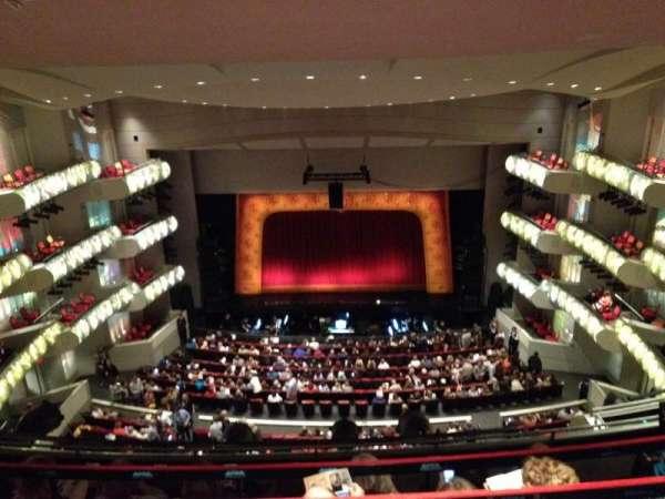 Kauffman Center for Performing Arts, vak: 3, rij: GZ, stoel: 117