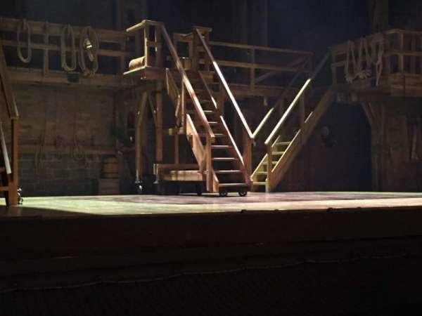 Orpheum Theatre (Minneapolis), vak: MF3, rij: 3, stoel: 11